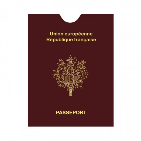 Identity Block Passport (1) - FRANCE