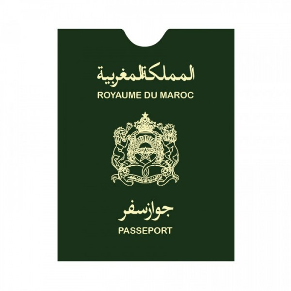 Identity Block Passport (1) - MOROCCO